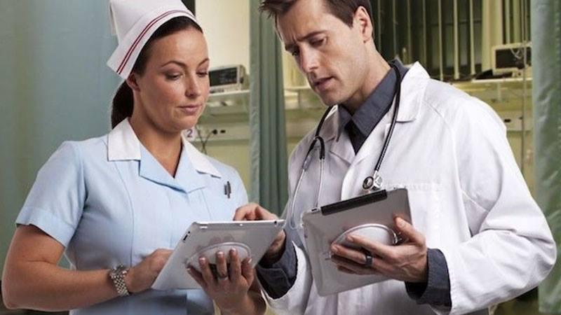 iPad in Medical