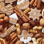 Cookies - christmas wallpapers download
