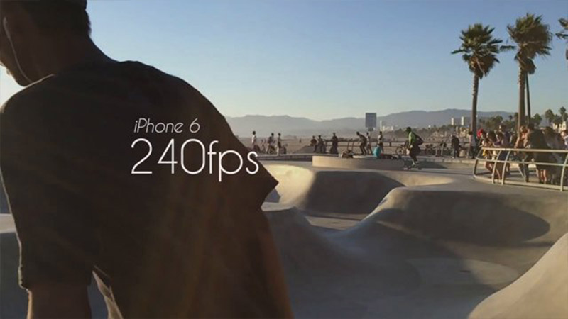 How to post iPhone slo-mo videos 240fps