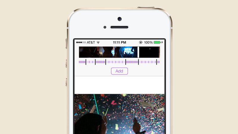 How to post iPhone slo-mo videos TruSloMo