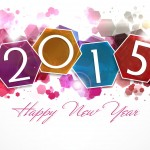 colorful - new year 2015