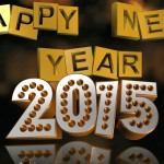 gold - New year 2015