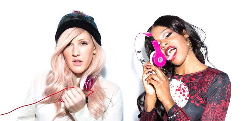 Beats By Dre - Ellie Goulding 7 Azealia Banks