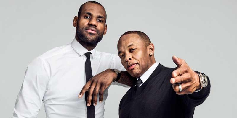 Beats By Dre - LeBron James & Dr. Dre