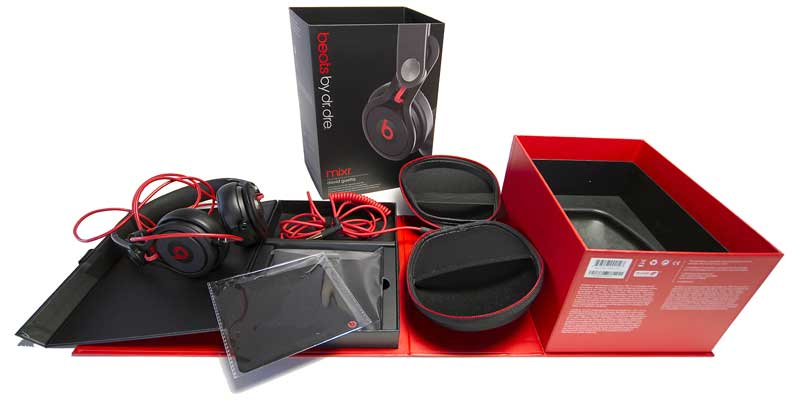 Beats By Dre - Mixer - Unboxed