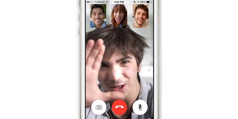 Group Facetime - Top 10 Features That We Want in iOS 9