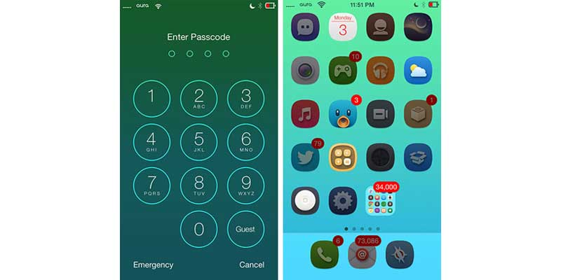 Guest Mode - Top 10 Features That We Want in iOS 9