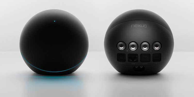 Nexus Q - Top 5 Tech Faliures