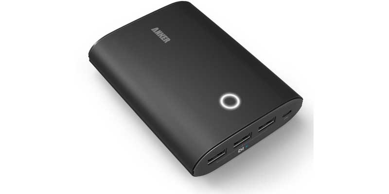 Anker Astro 3 External Battery - Best Backup Battery to Buy for iPhone