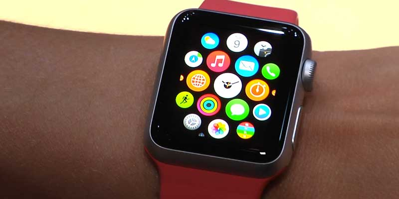 Apple Watch Shipping in April
