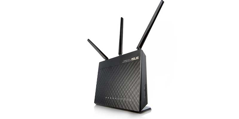 Asus RT-AC68U - Best Wireless Routers of 2015
